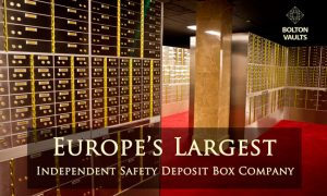 Safe Deposit Boxes Opening Soon Bolton